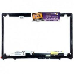 """מסך מגע להחלפה במחשב נייד לנובו Lenovo Flex 4  15.6"""" FHD LCD Touch Screen Assembly - 1 -"""