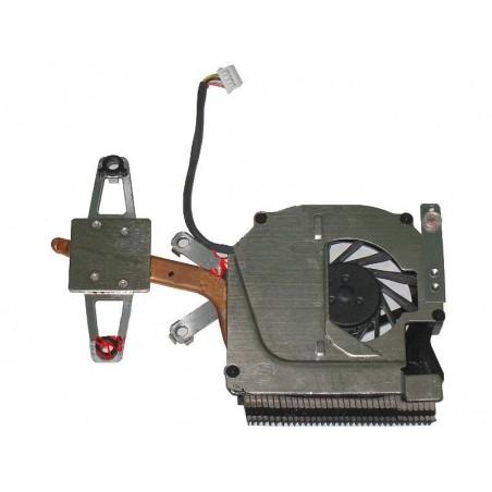 מאוורר למחשב נייד אייסר Acer Aspire 4730 / 4736 Fan DC280004UA0 , AB7505HX-GC3 , AB7005HX-ED3