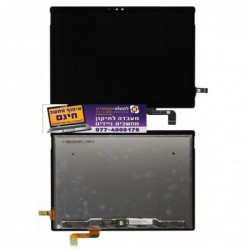קיט מסך להחלפה בסרפס בוק MICROSOFT SURFACE BOOK 1703 1704 1705 LCD TOUCH SCREEN DIGITIZER ASSEMBLY - 1 -