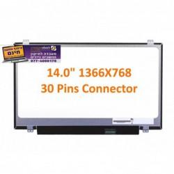 """מסך להחלפה במחשב נייד N140BGA-EA3 N140BGA-EA4 14.0"""" HD 1366X768 Laptop LED LCD Screen Slim - 1 -"""