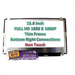 מסך מט 30 פין להחלפה במחשב נייד N156HGE-EAB Rev.C1 LED Screen FHD 1920X1080 - 32 -