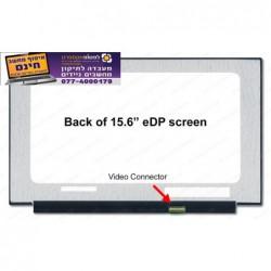 מסך מט 30 פין להחלפה במחשב נייד N156HGE-EAB Rev.C1 LED Screen FHD 1920X1080 - 33 -