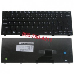 Замена клавиатуры ноутбуков HP Compaq 2510, 2510p, Elitbook, 2540p, 2710p 2530 506677-001, 598790-141