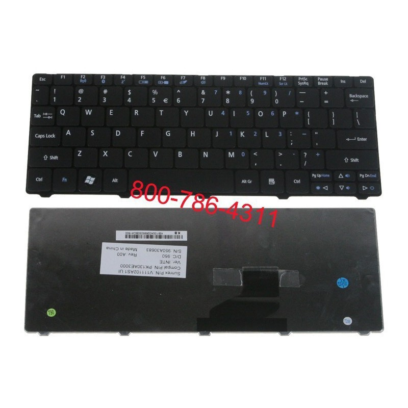 الأعمال كومباك ف 2510 Compaq الكمبيوتر المحمول لوحة المفاتيح