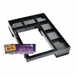 "מתאם דיסק קשיח לשרת SAS/SATA Tray Caddy Adapter 2.5"" SSD to 3.5"" HP G8 / G9 - 1 -"
