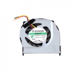 מאוורר למחשב נייד Acer Aspire One 532H / Acer One D255 Cpu Fan Cooler Mf40050v1-Q040-G99 - 2 -