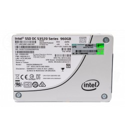 דיסק קשיח לשרת HPE 867213-004 960GB 2.5inch DS SATA-6G Server G9 G10 SSD
