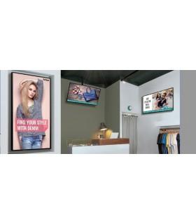 מסך תצוגה חכם לבתי מלון / חדרי ישיבות / מסעדות Sharp Professional LCD PN-B501
