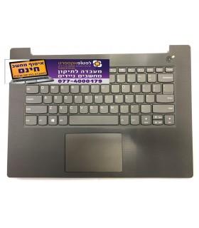 תושבת כולל מקלדת למחשב לנובו Lenovo V330-14 V130-14IKB  Palmrest Top Case