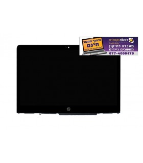 החלפת מסך מגע למחשב נייד HP Pavilion X360 14-ba FHD LCD Display Touch Screen Assembly