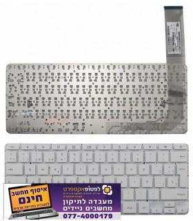 החלפת מקלדת לבנה במחשב נייד HP Chromebook 14-X 14-X000 14-X010NR 14-X010WM Keyboard