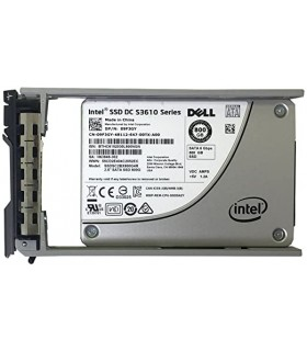 דיסק מחודש לשרת דל Dell 800GB Mix Use Mlc SATA 6GBPS 2.5inch Enterprise CLASS