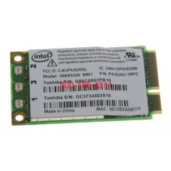Compaq nc6400 LP141WX1 LCD Cable כבל פלאט למסך