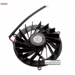 מאוורר למחשב נייד Toshiba Satellite A60 A65 Cooling Fan UDQF2RH51C1N , 6033A0006601 - 1 -