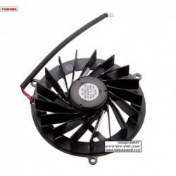 מאוורר למחשב נייד Toshiba Satellite A60 A65 Cooling Fan UDQF2RH51C1N , 6033A0006601 - 1 -