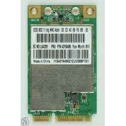 """כבל מסך למחשב נייד HP Compaq 2510p Series LCD Cable (12"""") DD00T2LC006 , 451741-001"""