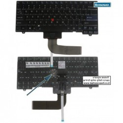 מקלדת למחשב נייד לנובו Lenovo ThinkPad SL300 / SL400 / SL500 Laptop Keyboard 42T3836 / 42T3869 / 42T3886 - 1 -