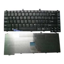 מקלדת למחשב נייד אייסר - יבואן ראשי - Acer Aspire 5570Z Laptop Keyboard 904C507S1D, AEZL7TNR0011 - 1 -