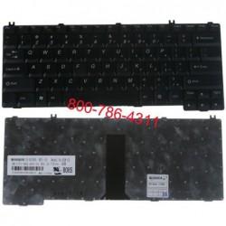 שירותי תמיכה במוצרי לנובו - י.ב.מ - מקלדת למחשב נייד לנובו  Lenovo 3000 N500 Laptop Keyboard V-9662 / F1AS1-US - 1 -