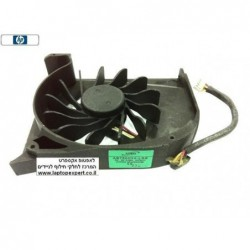 מאוורר למחשב נייד HP Pavilion dv6000 Cooling Fan For Intel Cpu 451860-001 AB7505HX-LBB - 1 -