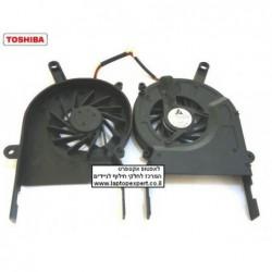 מאוורר למחשב נייד טושיבה Toshiba Satellite L30 / L35 Cpu Fan KSB0505HB, -WA20, -6C1H, 3DPL5TA0010 - 1 -