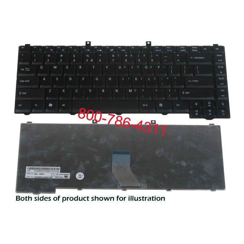 """المقحمة لكمبيوتر محمول لينوفو لينوفو 3000 السيارة N200 N500 E520 11433 بو 15.4 بوصة LCD العاكس """"43N8356 رقم الجزء 462579 41R8451"""