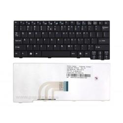 החלפת מקלדת למחשב נייד אייסר Acer Aspire One Black Keyboard A110 A150 D150 D250 KAV60 ZG5 - 1 -