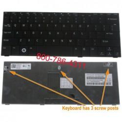 החלפת מקלדת למחשב נייד דל Dell Mini 10 / Inspiron 1010  Keyboard MP-08G43US-698 - 1 -