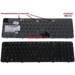 החלפת מקלדת למחשב נייד HP Pavilion G60 keyboard with numeric keypad - 1 -