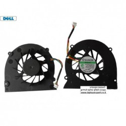 מאוורר למחשב נייד דל Dell XPS M1330 M1310 M1318 PP25L Cooling Fan HR538 , MM911 - 1 -