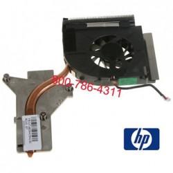 HP Pavilion dv6 CPU Fan 512830-001 מאוורר למחשב נייד - 1 -