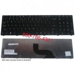מקלדת למחשב נייד אייסר Acer Aspire 5536 5536G 5738 5738G 5738Z 5738ZG Laptop Keyborad 0KN0-YQ1HE03 , KB.L170A.173 - 1 -