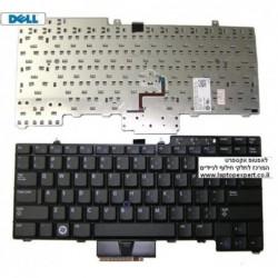 החלפת מקלדת למחשב נייד דל Dell Latitude E5400 / E5500 / Precision M2400 M4400 0UK717 Keyboard - 1 -