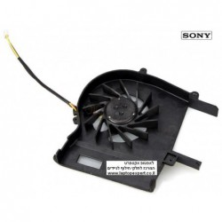 מאוורר למחשב נייד סוני SONY VAIO VGN-CS VGN CS CPU FAN UDQF2JR03CQU - 2 -