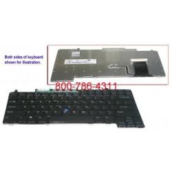 החלפת מקלדת למחשב נייד דל Dell Latitude D620 / D820 / M65 Keyboard UC172 , NSK-D5001, 9J.N6782.001 - 1 -