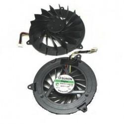 Dell 12 MG60100V1-Q020-S99 DC5V 0.7W CPU fan מאוורר למחשב נייד דל - 1 -