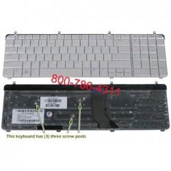 החלפת מקלדת למחשב נייד HP Pavilion DV7-2000 DV7-3000 Laptop Keyboard 519004-001 , 519004-BB1 - 2 -