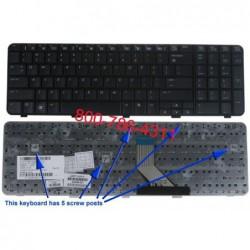 החלפת מקלדת למחשב נייד HP Pavilion G71 / Compaq Presario CQ71 Keyboard - 1 -