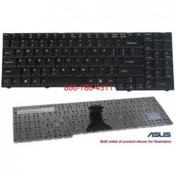 החלפת מקלדת למחשב נייד אסוס Asus F7 F7F  M51 F7F Laptop keyboard 03753US-5285 , K011262D1 - 1 -