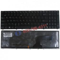 החלפת מקלדת למחשב נייד אסוס ASUS G72 / G73 series backlit keyboard - 1 -