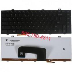 החלפת מקלדת למחשב נייד דל Dell Studio 14Z , 1470 Keyboard 0P445M , P445M , NSK-DJ001 , NSK-DJ11D - 2 -