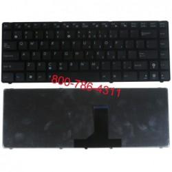 מקלדת למחשב נייד אסוס - מעבדת שרות אסוס ASUS UL30 UL80 Keyboard V111362AS1 , OKN0-ED2US01 - 1 -