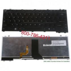 מקלדת מוארת למחשב נייד טושיבה TOSHIBA U500 M900 GLOSSY Backlit Keyboard 0KN0-VG2US03 , NSK-TD001 , 9Z.N1V82.001 - 1 -