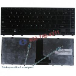 מקלדת למחשב טושיבה Toshiba Satellite M640 M645 Laptop Keyboard NSK-TPBGC , 9Z.N4XGC.B01 - 1 -