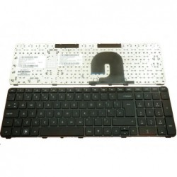 החלפת מקלדת למחשב נייד HP DV7-4000 Backlite Laptop keyboard MP-09L83GB6920 , 9Z.N4DBQ.11D , 593298-001 , 608558-001 ,608559-001