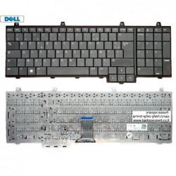 החלפת מקלדת למחשב נייד דל Dell Inspiron 1747 1750 Laptop Keyboard 0TW6MF / NSK-DN001 - 1 -