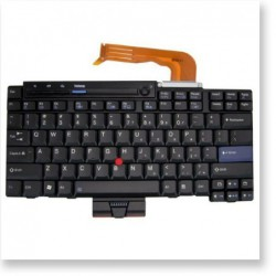 מקלדת לנייד לנובו Lenovo ThinkPad X300 X301 Keyboard 42T3567 / 42T3600 - 1 -
