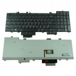 החלפת מקלדת למחשב נייד דל Dell Precision M6400 Keyboard , NSK-DE101 F759C - 1 -